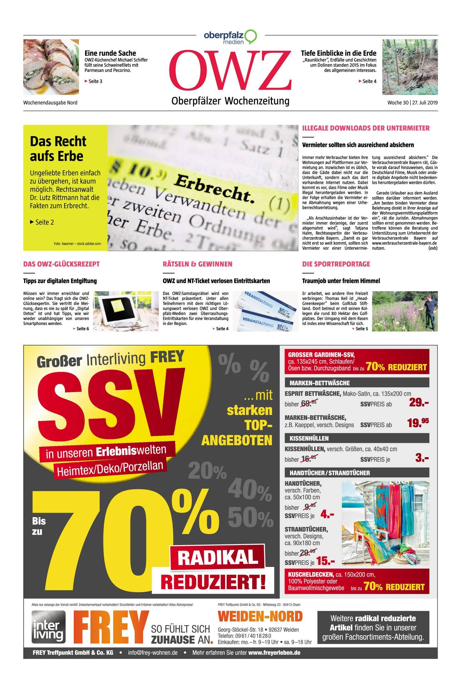 FREY erleben Magazin 0314 by Chilipaper GmbH issuu
