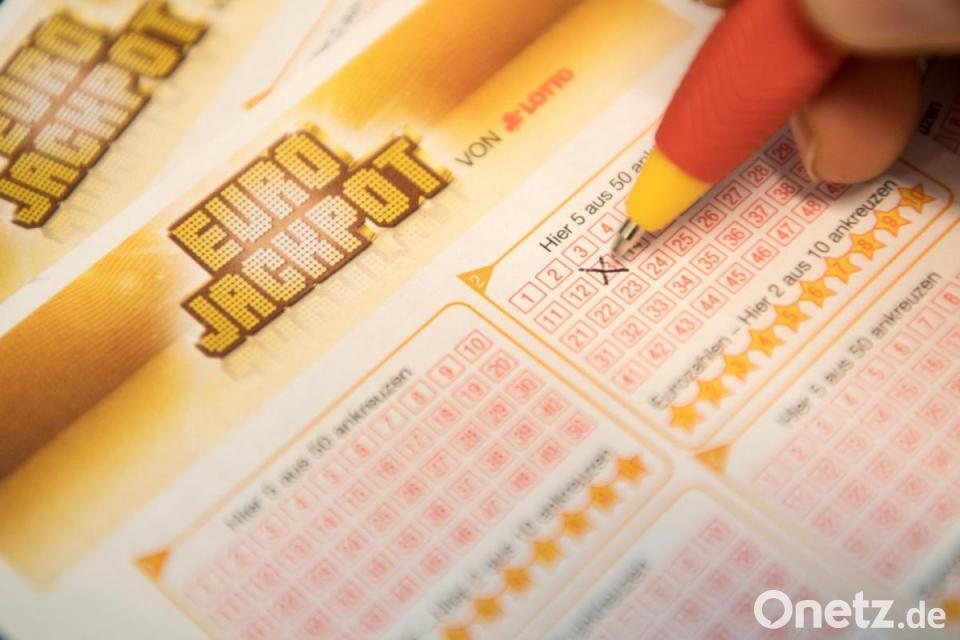 Eurojackpot Gewinnabfrage Bayern