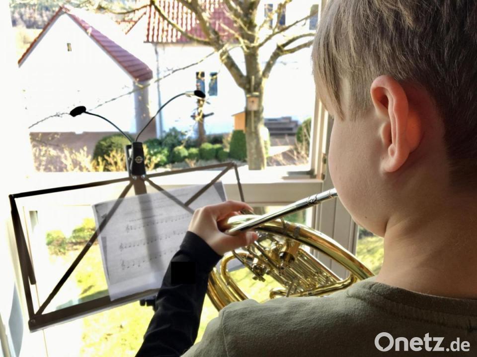 Signal der Hoffnung mit Beethovens