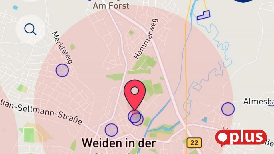 Klinikum Weiden: Keine Drohnen mehr über Weiden?