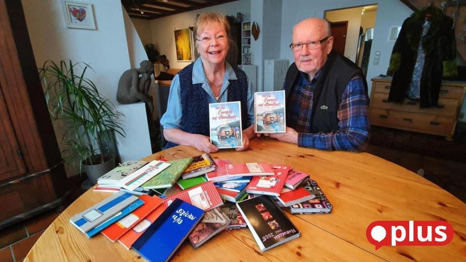 Künstler-Ehepaar blickt zurück: Reiselustig in so manches Abenteuer