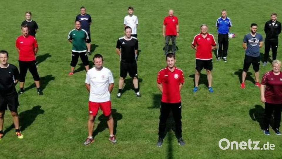 17 neue Fußball-Jugendtrainer in der Region