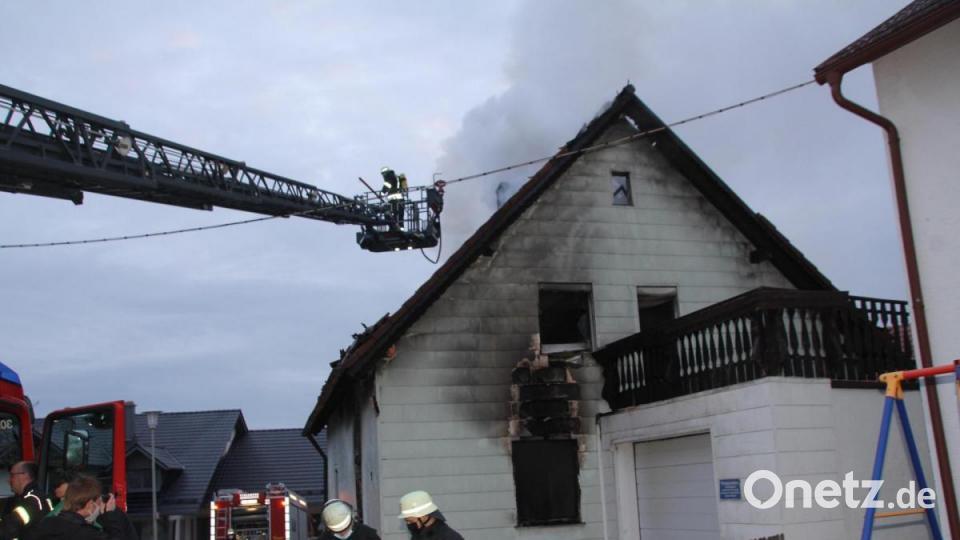 83-Jährige stirbt bei Wohnhausbrand in Eigelsberg
