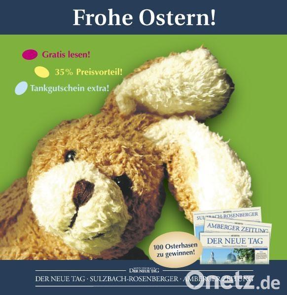 Frohe Ostern Onetz