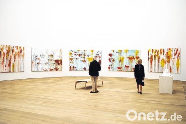 Sammlung Brandhorst Zieht Magisch An   Faszinierendes Panorama Moderner  Kunst Museum Mit Klasse