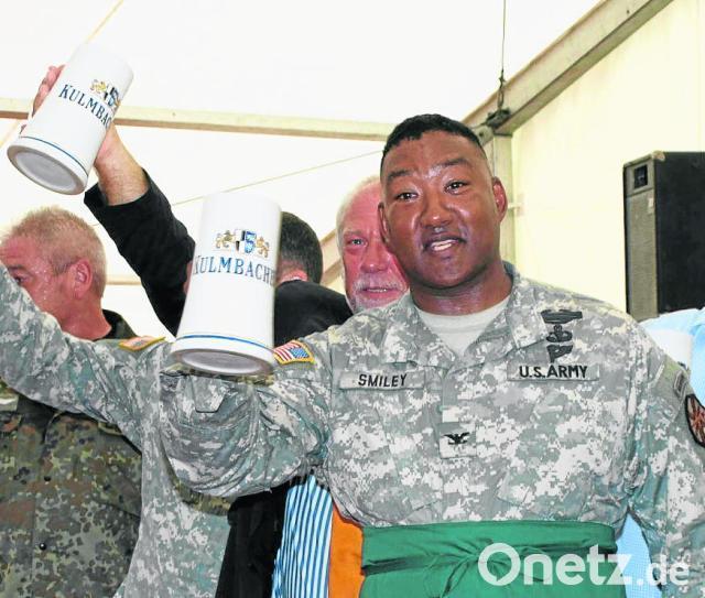 Amtsenthebung Us Armee Mauert Onetz