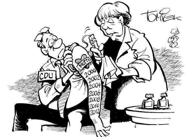 Karikatur peitsche zuckerbrot und Bismarck Bündnissystem