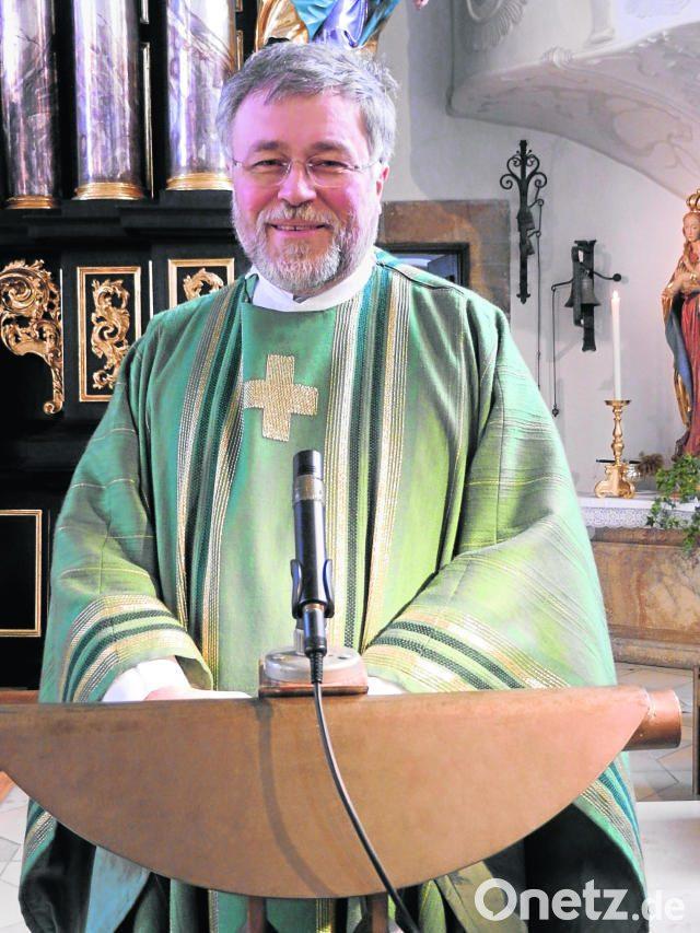 Gedicht ein priester muss sein