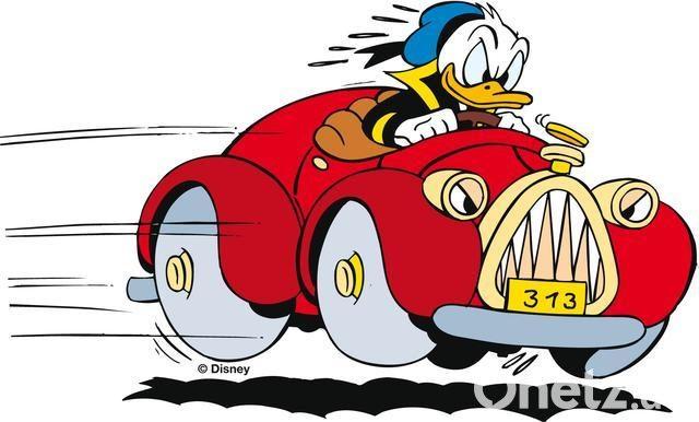 80 Jahre Donald Duck Onetz