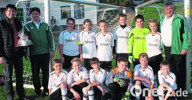 Zwei Tore Fur Fussball Jugend Gesponsert Onetz