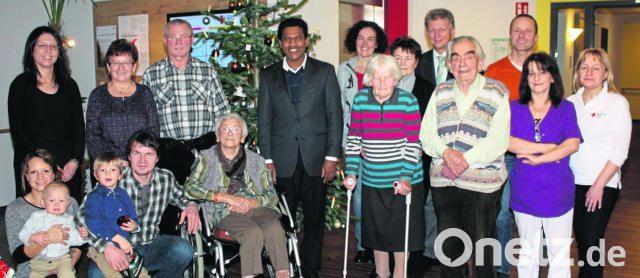 Karolina Koch Feiert Den 90 Geburtstag Im Kreise Der Familie Onetz