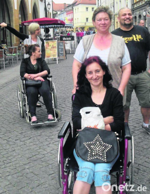 Dating für Rollstuhlfahrer