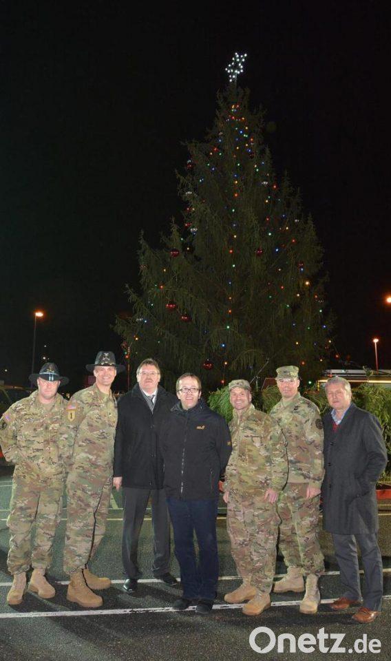 US-Soldaten an Weihnachten zu Hause | Onetz