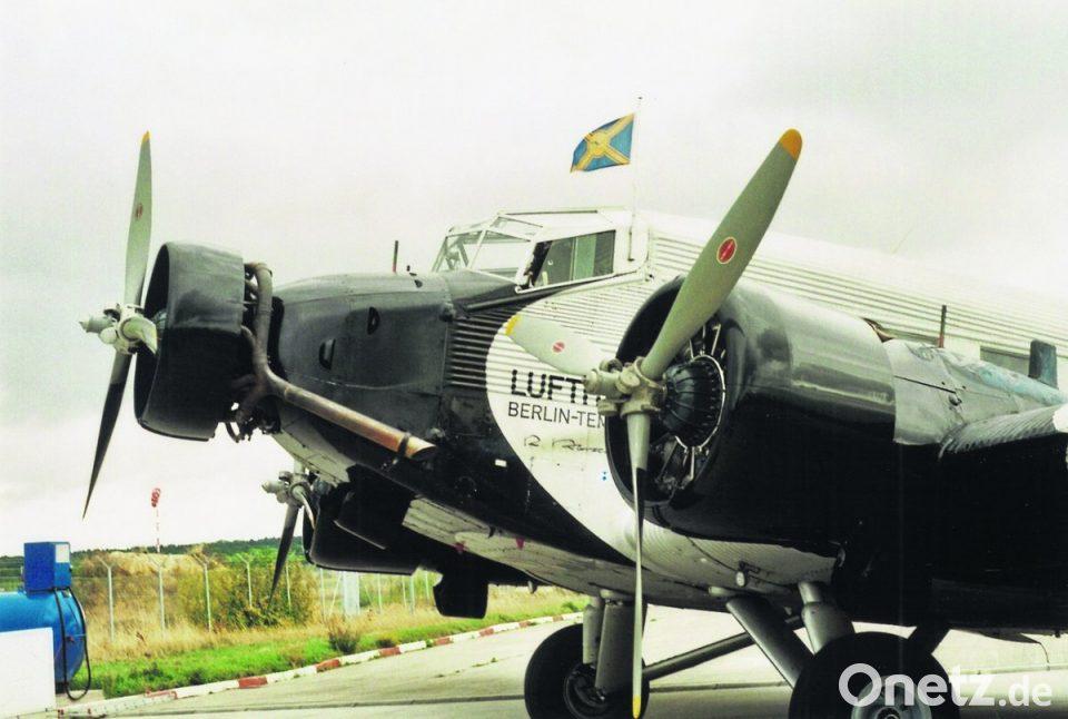 Ein Flug mit der JU 52 | Onetz