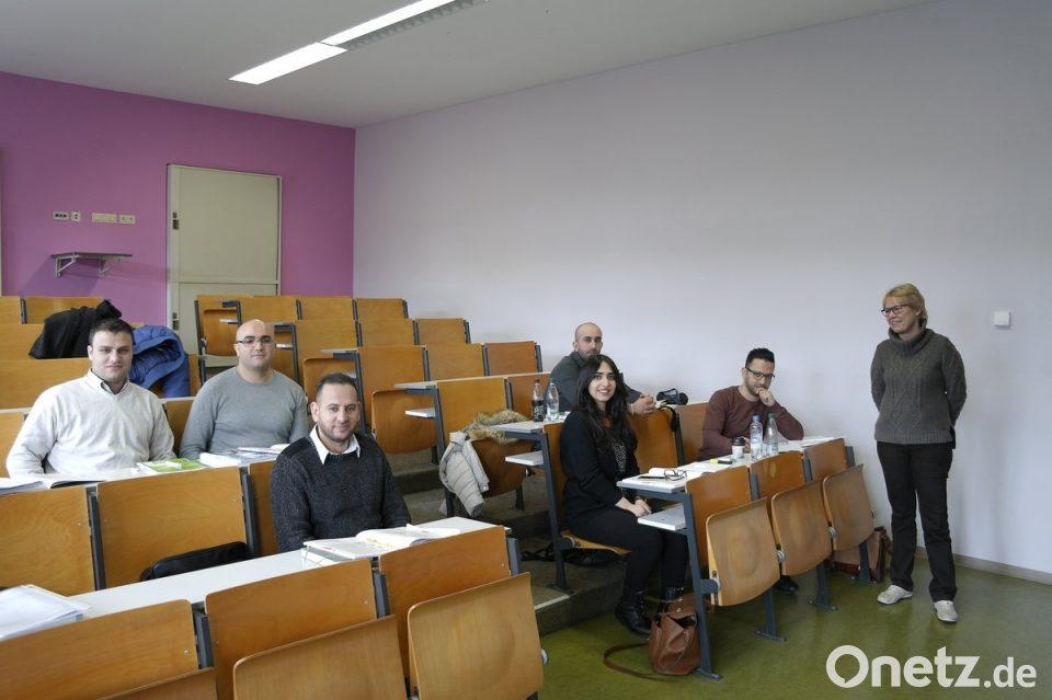 Ausbildung für Deutsch und Arabisch hat begonnen - Erstmals in ...