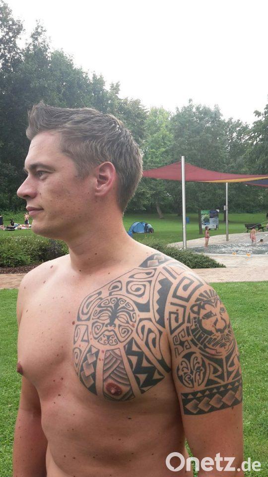 Dann meinen treffe ich tattoo dort vater Tattoos