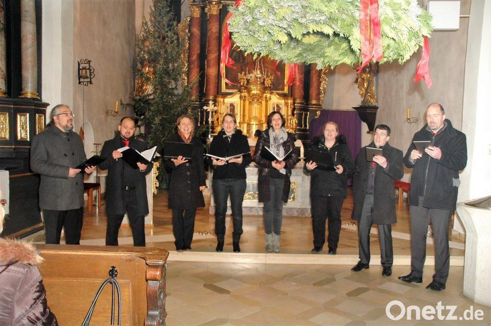 A-Cappella-Konzert der Kneitingales - Highlight im Advent | Onetz