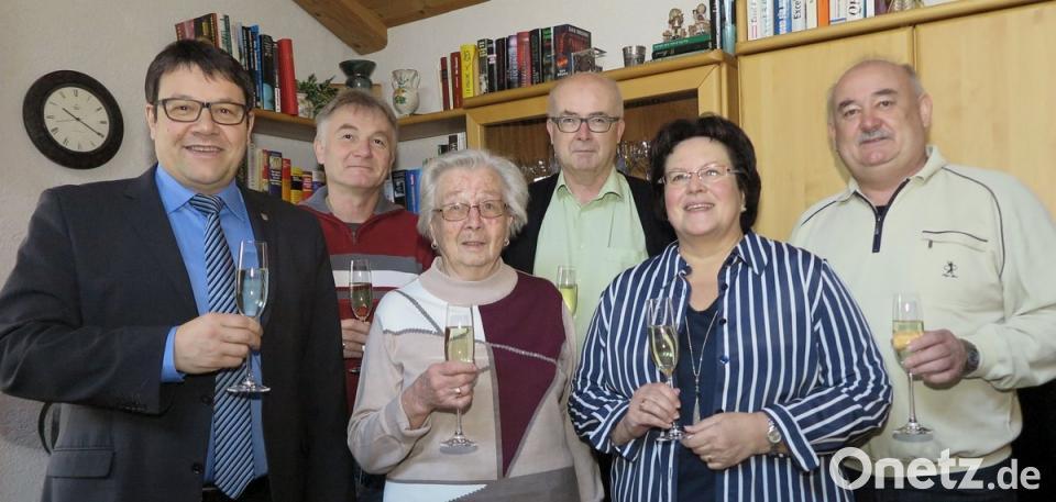 Feier Im Kreise Der Familie Onetz