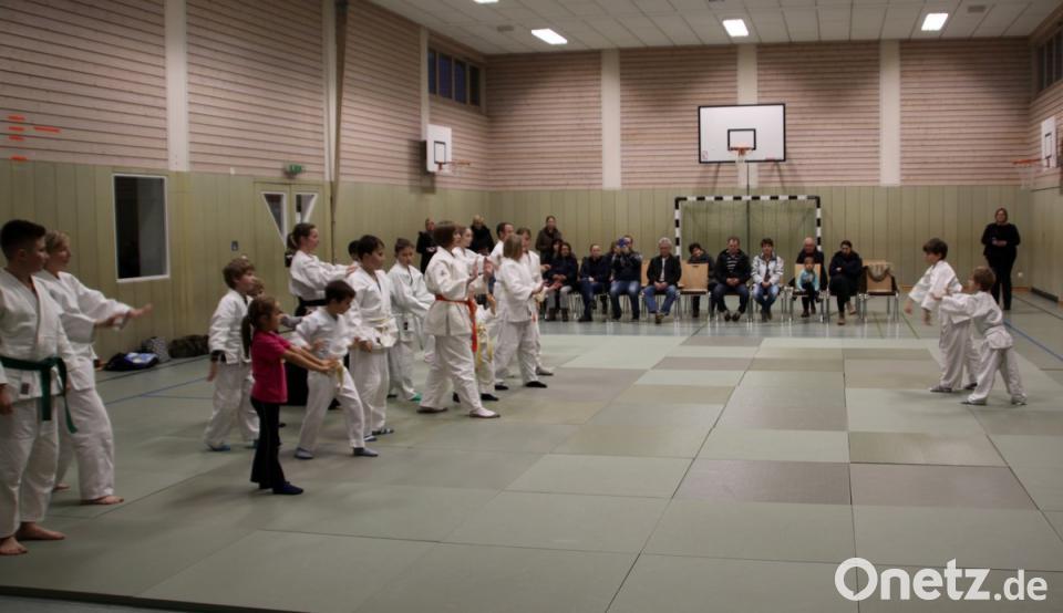 Russisches Dating-Karate
