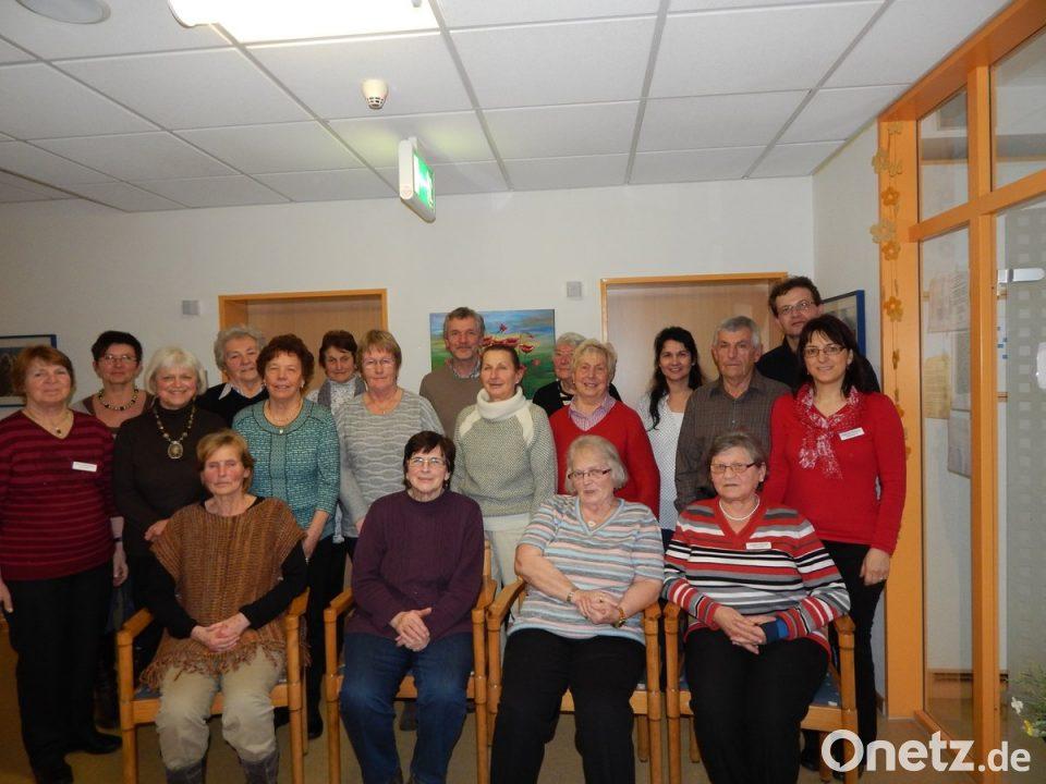 Senioren Betreuer Gewürdigt Onetz