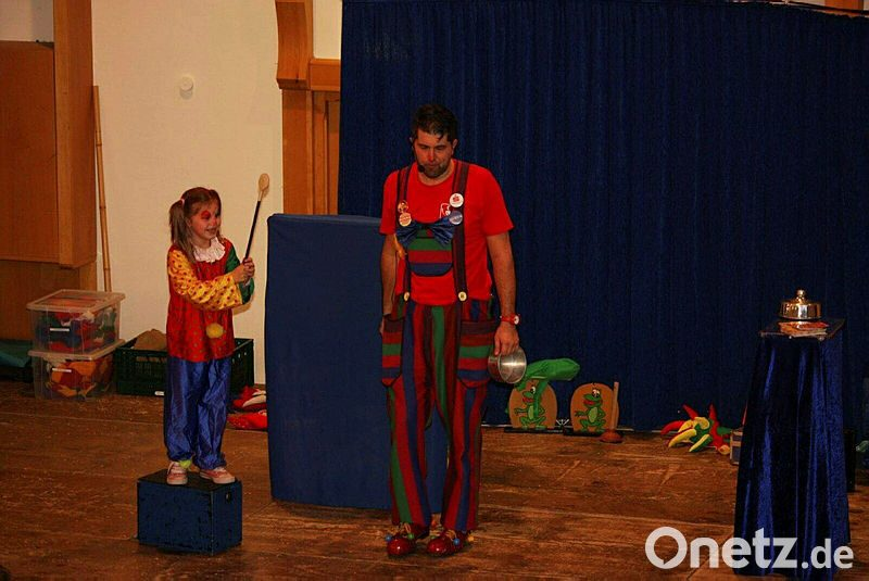 Zauberer Vom Hexenberg Begeistert Kinder Onetz