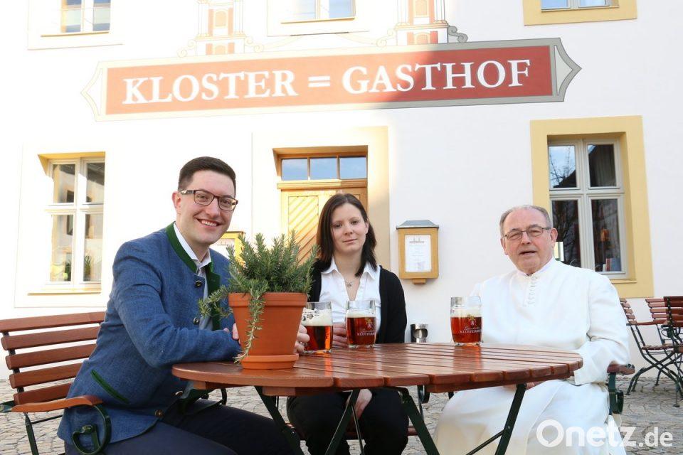 Neue Gastgeberin im Kloster-Gasthof | Onetz
