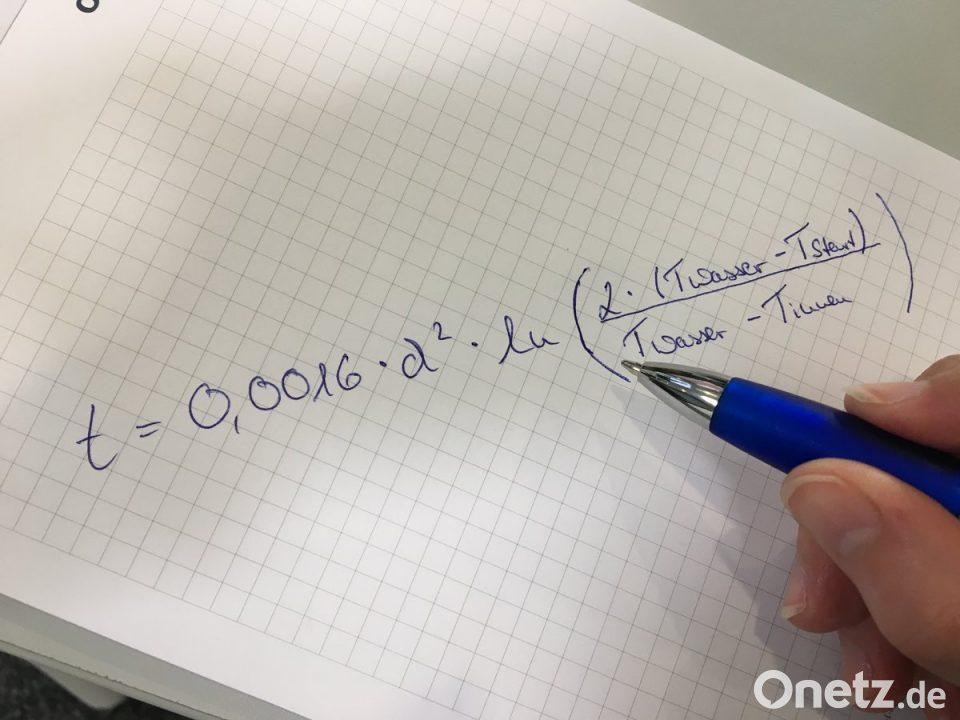 Aufbau Kühlschrank Physik : Das ei des physikers onetz
