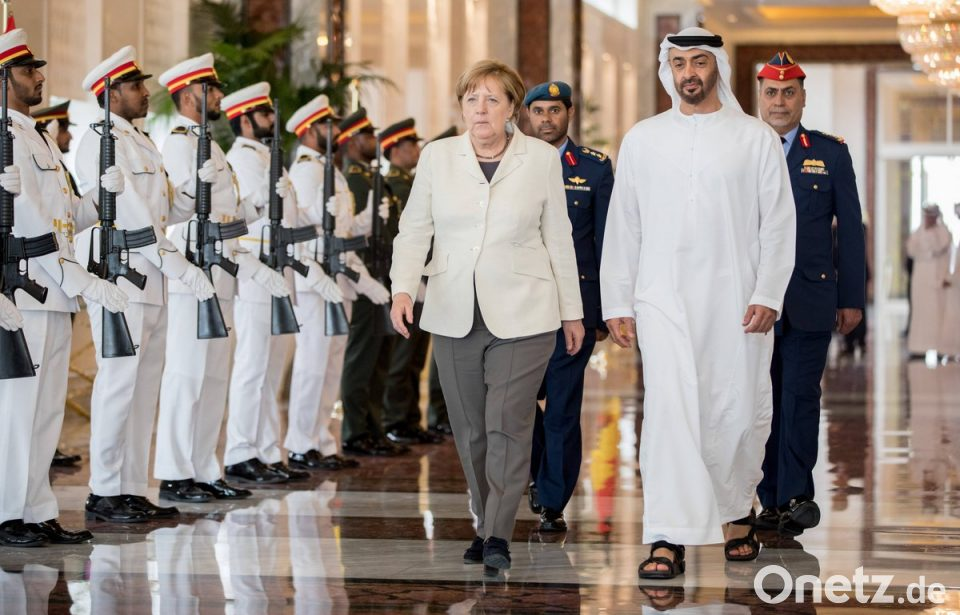 Merkel Vermittelt Im Jemen Konflikt Onetz