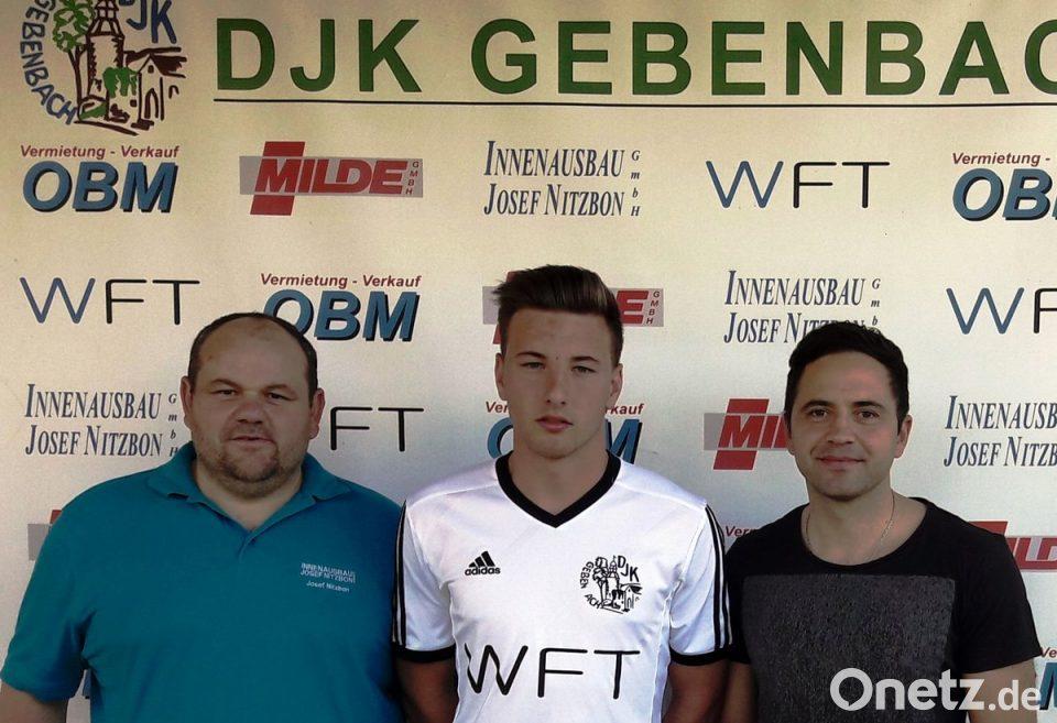 Beliebt Bevorzugt Jonas Lindner zur DJK Gebenbach   Onetz @DK_14