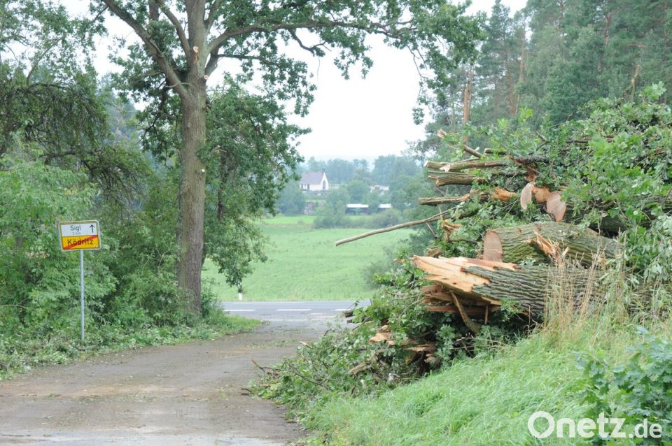 Unwetter Oberpfalz Heute