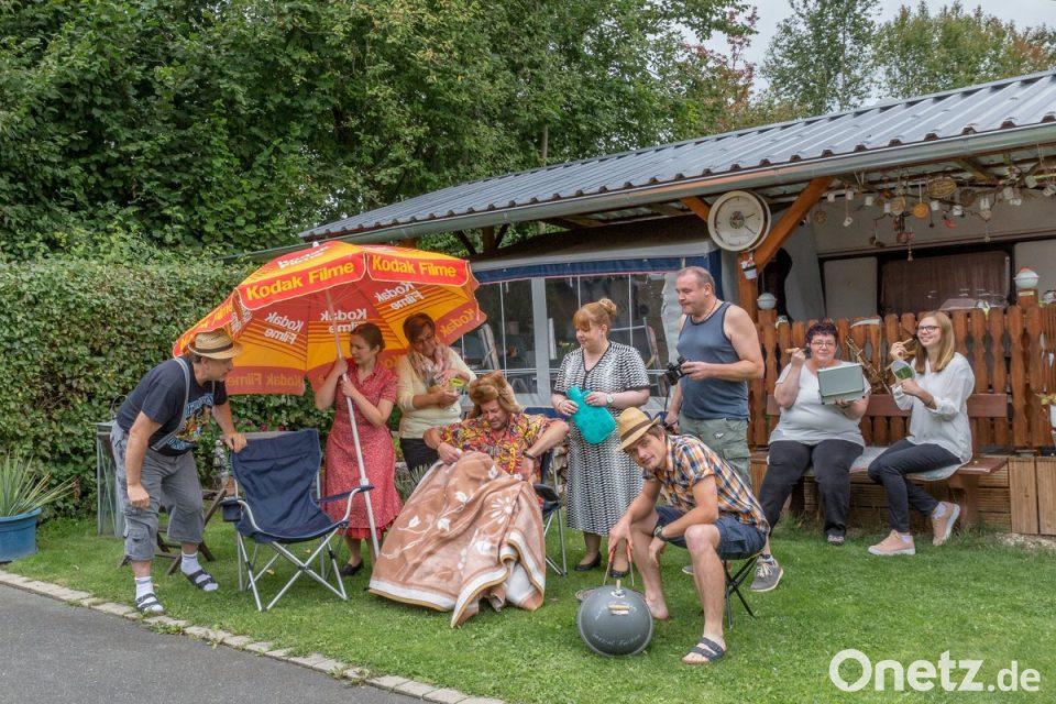 Campingplatz Im Wohnzimmer Onetz