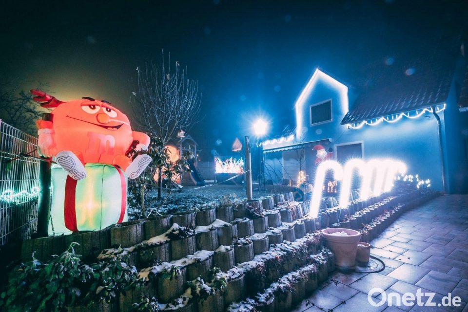 Weihnachten aus der Steckdose | Onetz