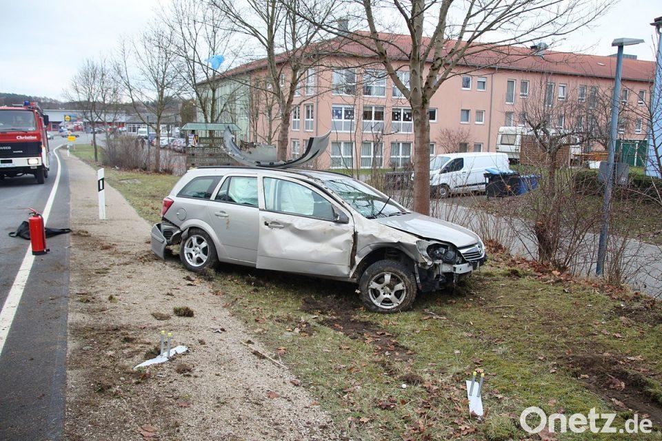 87 Jähriger Grafenwöhrer Verletzt Sich Bei Unfall Onetz