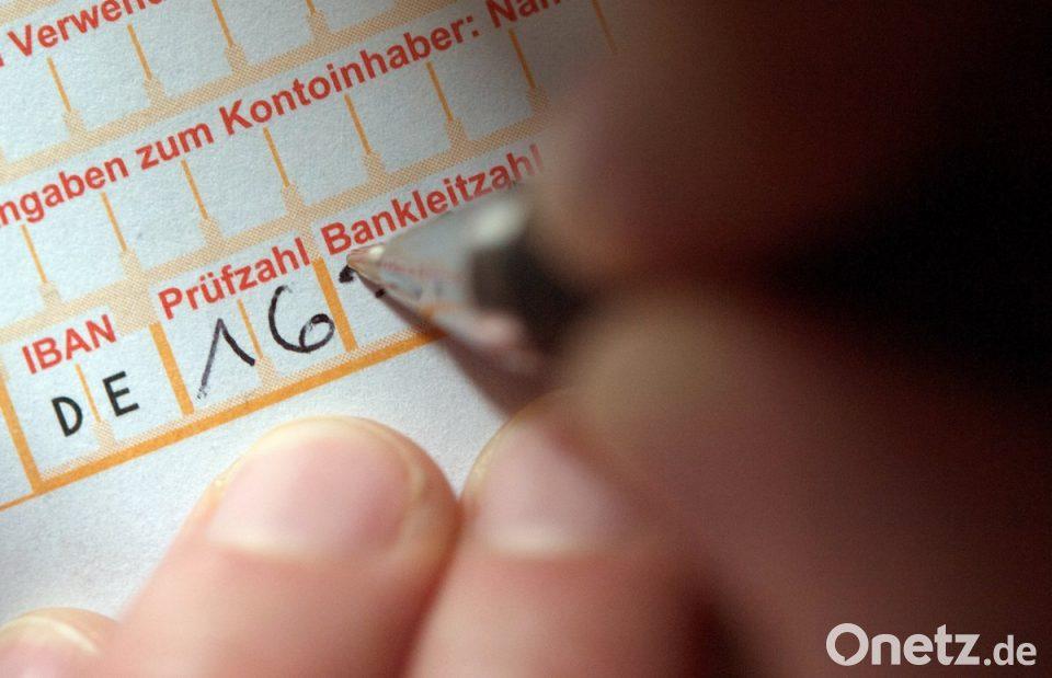 Bankangestellter verhindert Betrug   Onetz