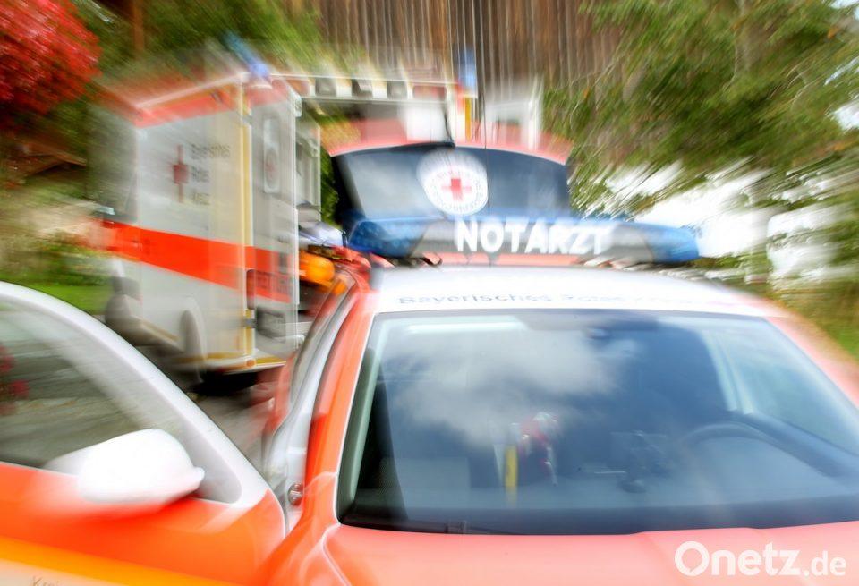Lastwagenfahrer Wird Am Steuer Krank Onetz