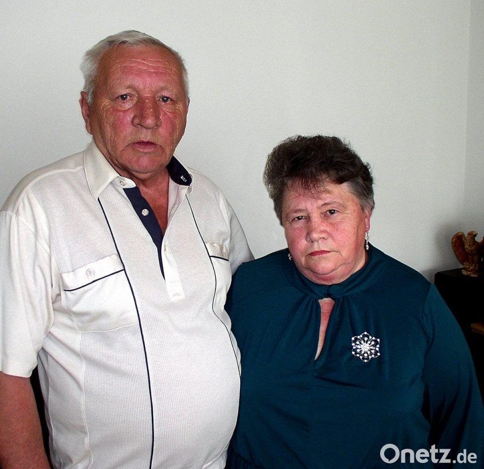 Goldene Hochzeit Für Nelli Und Vladimir Akst Onetz