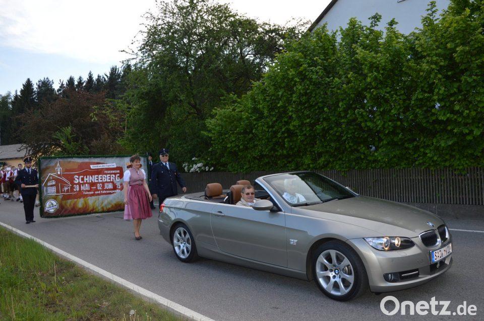 Erste Hürden für Schneeberger Feuerwehrfest gemeistert | Onetz