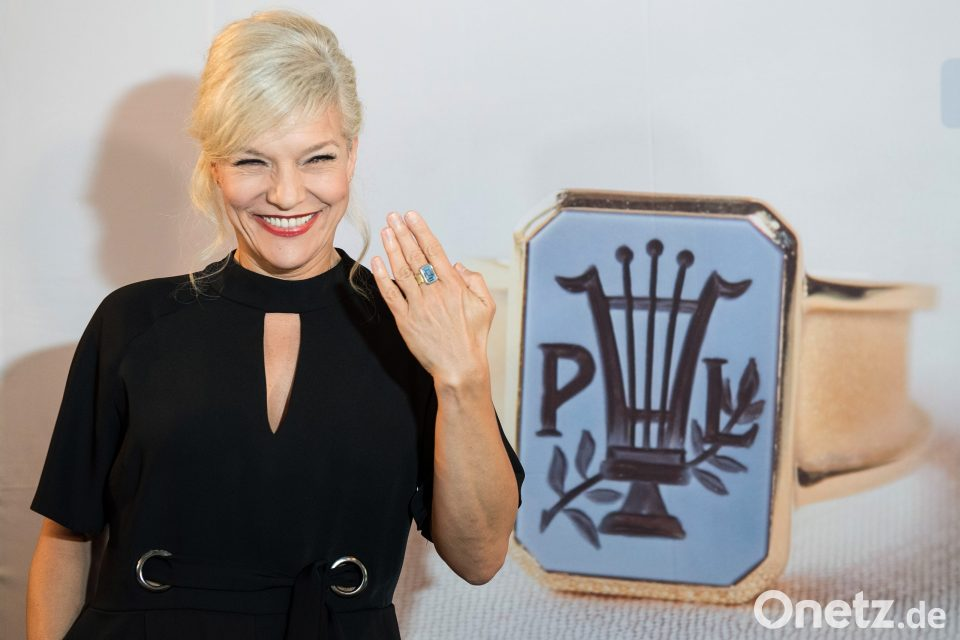 Ina Müller Erhält Paul Lincke Ring Onetz