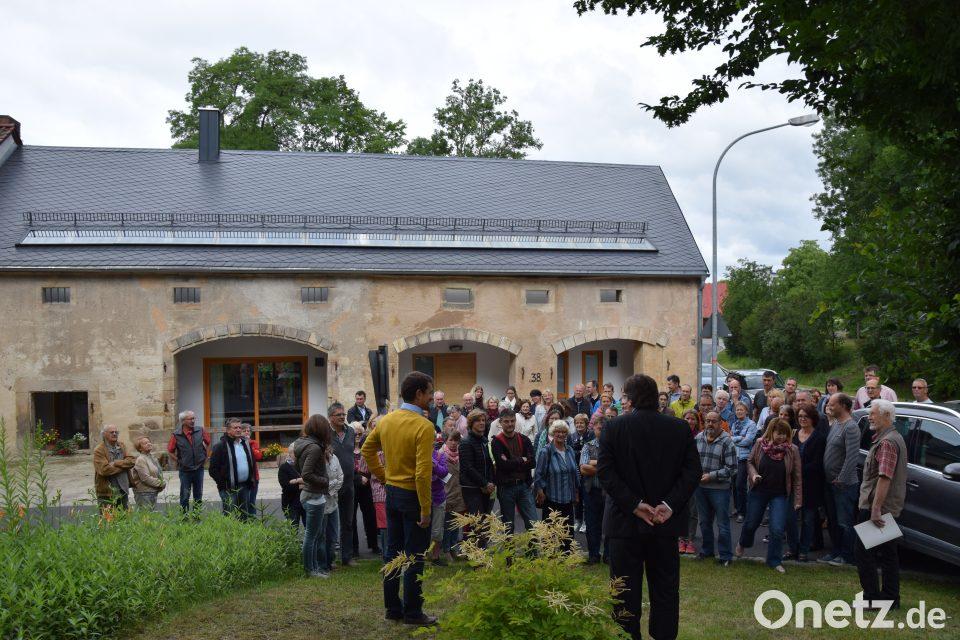 Super Wohnen hinter alten Mauern in modernem Haus | Onetz WO67