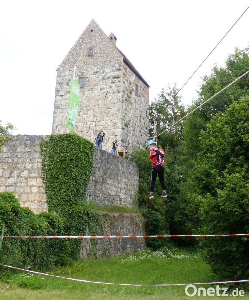 Exotik auf dem Burgberg | Onetz