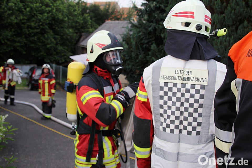 Feuerwehreinsatz Sulzbach-Rosenberg