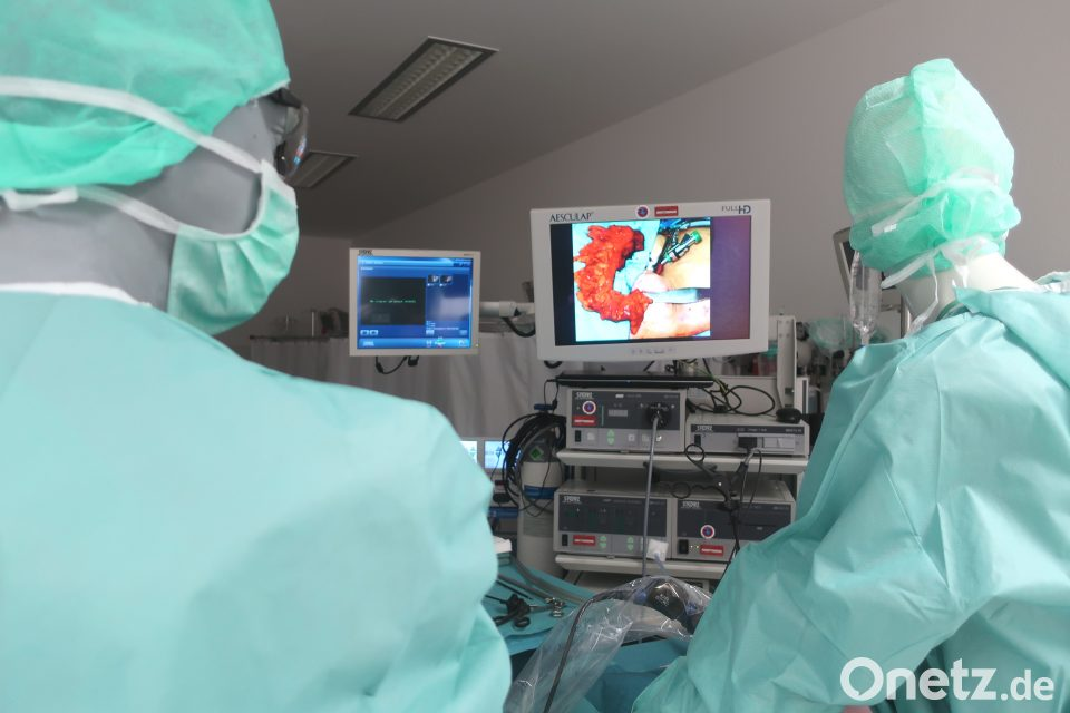 Gummibärchen operativ entfernt   Onetz