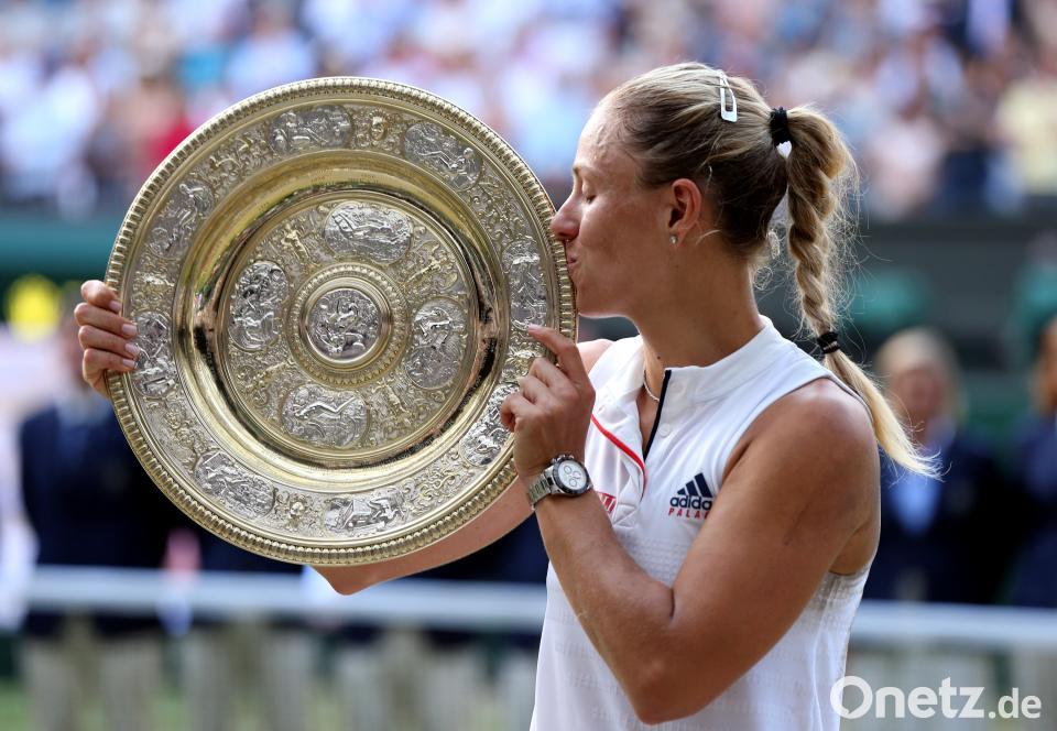Wimbledon: So emotional reagierte Serena Williams' Mann auf ihre Niederlage