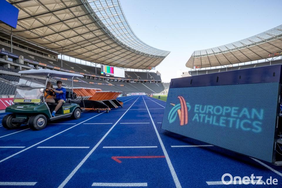 new appearance shades of shopping Das bringt der Tag bei der Leichtathletik-EM in Berlin   Onetz