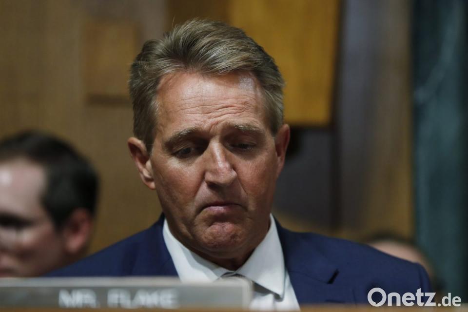 Kavanaugh-Abstimmung verschiebt sich wegen FBI-Untersuchung