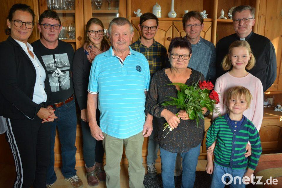 popular brand release date detailed pictures Elisabeth und Erwin Schöffel feiern goldene Hochzeit | Onetz