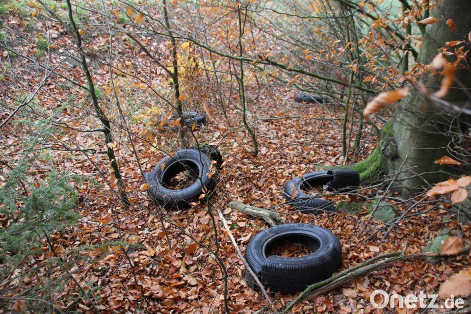 Neue Mobel Und Alte Reifen Onetz
