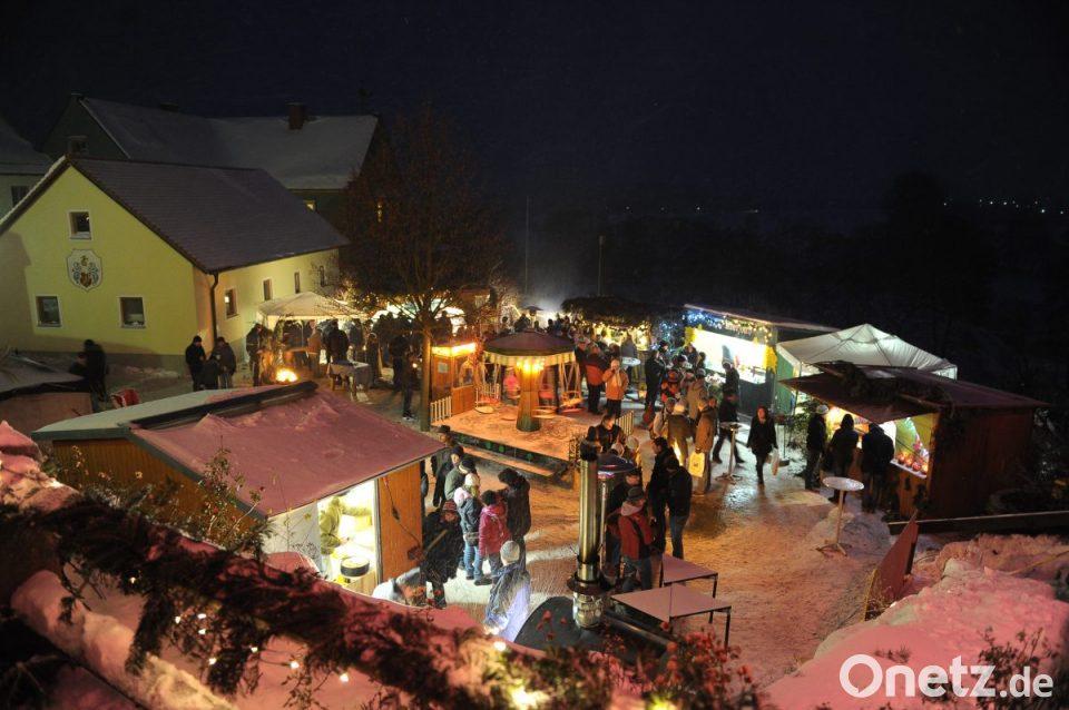 Weihnachtsmarkt Amberg 2021