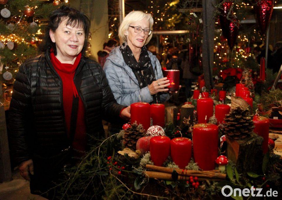 Weihnachts-Flair in der Gärtnerei | Onetz