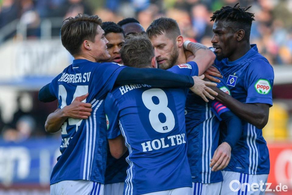 Ingolstadt Gegen Hamburg